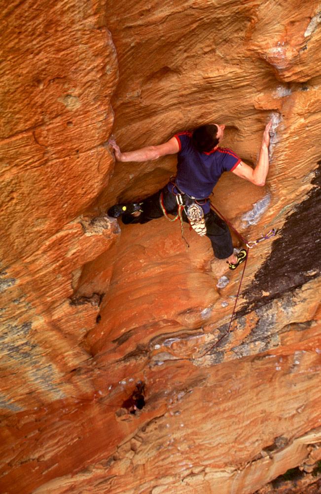 da Climbook - Le dieci falesie più belle del mondo - Taipan Wall - Grampians (Australia) WorldPartyAdam2l
