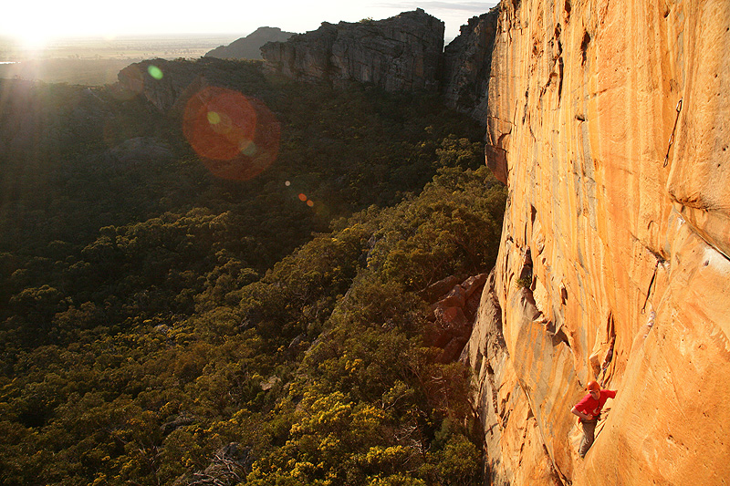 Gallery Pictures Taipan Wall Grampians Victoria Australia