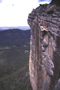 Kent Paterson on Its Raining Men (22), Weathered Wall