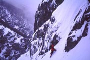 Neil in Big Gully - 2000 season.