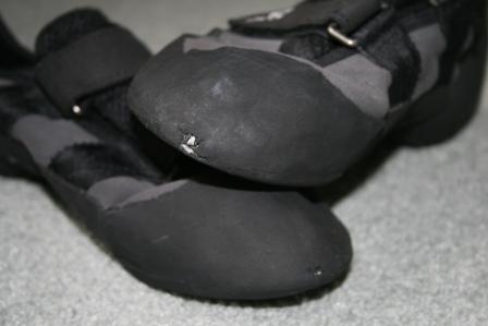 Figure Skate Sharpening and Blade Mounting   Climbing Shoe Repair